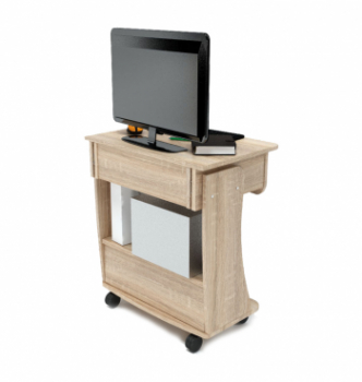 Стол для ноутбука Comfy-Home Kombi A2 65x45 Белый (Белый) фото-6