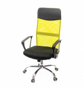 Кресло АКЛАС Гилмор СН TILT Зеленый (Лайм) photo-0