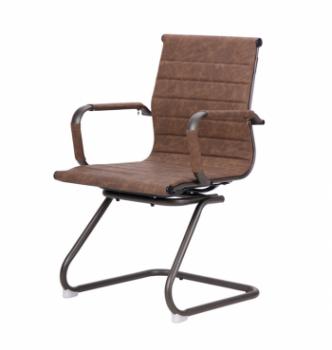 Кресло конференционное AMF Slim Gun CF Коричневый (Кофе) photo-0