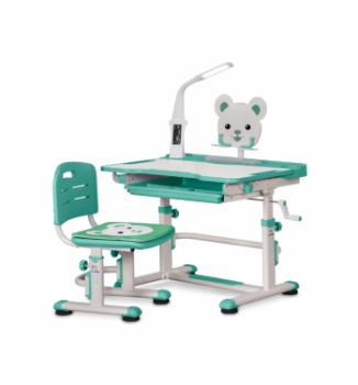 Комплект Evo-kids BD-04 Teddy XL Зеленый (Зеленый) фото-2