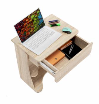 Стол для ноутбука Comfy-Home Kombi A2 65x45 Белый (Белый) фото-4