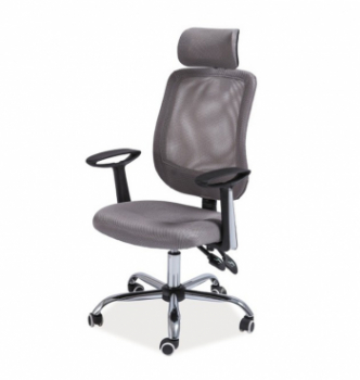 Кресло Signal Q-118 Серый (Серый) фото-1