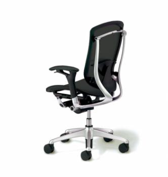Кресло Kreslalux Contessa Черный (FFP1 Black Чёрный) фото-3