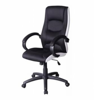 Кресло Signal Q-041 Белый (Белый PU/Черный) фото-1