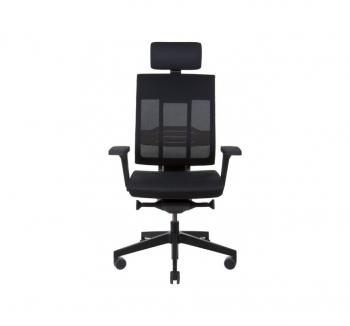 Кресло Kreslalux XENON NET Черный (Black) фото-2
