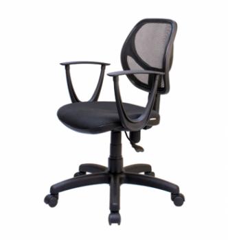 Кресло Primteks Plus Optima GTP Черный (C-11 M-01) photo-0