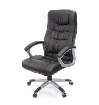 Кресло АКЛАС Арго New PL TILT Черный (PU-черный) photo-0