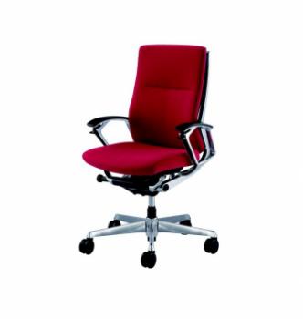 Кресло Kreslalux Duke Fabrick  Красный (FGA4 Red Brown) фото-1