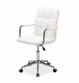 Кресло Signal Q-022 Белый (PU Белый) фото-1