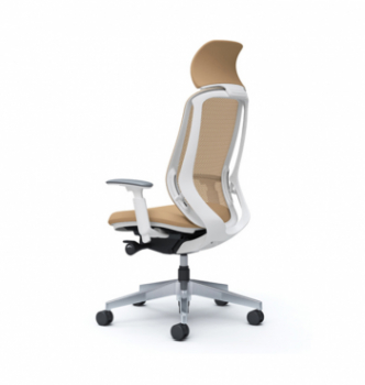 Кресло Kreslalux Sylphy White  Серый (FMY2 Medium Gray) фото-2