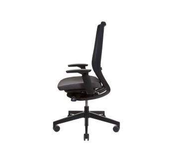 Кресло Kreslalux ACCIS PRO Черный (Black Чёрный) фото-3