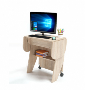 Стол для ноутбука Comfy-Home Kombi Z3 67(120)x48(63) Бежевый (Сонома) фото-3