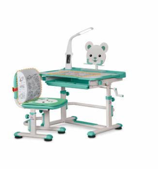 Комплект Evo-kids BD-04 Teddy XL Зеленый (Зеленый) фото-1