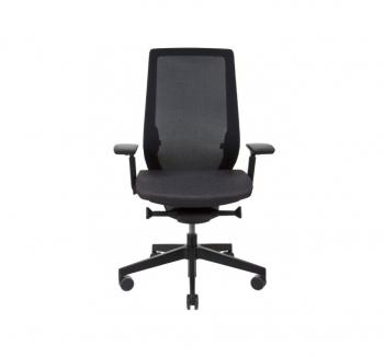Кресло Kreslalux ACCIS PRO Черный (Black Чёрный) фото-2